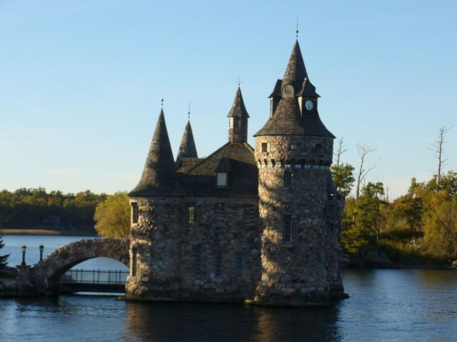 Powerhouse, Heart Island (Boldt Castle)