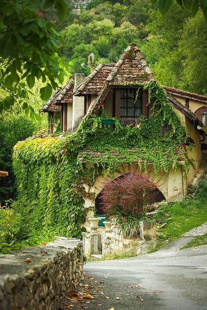 Rocamadour, France