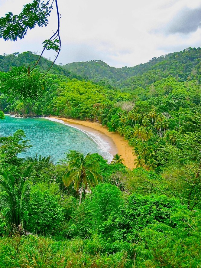 Trinidad and Tobago, Englishman's Bay