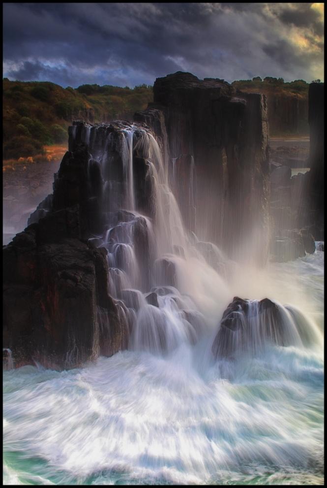 Boneyard Falls,