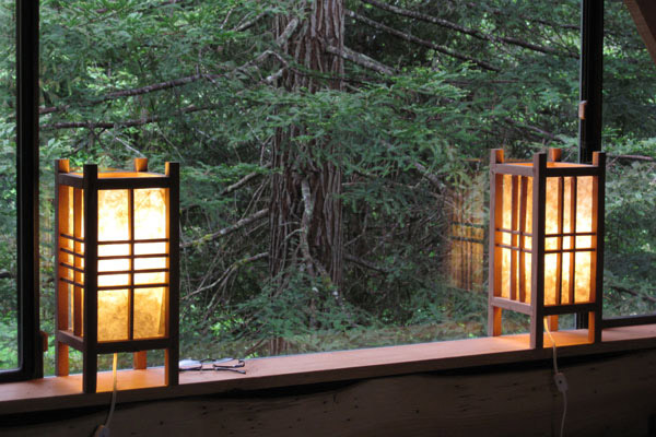 Japanese Forest House