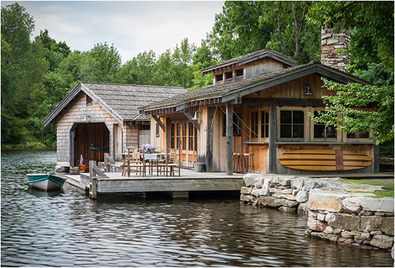 Upstate Lake Camp - New York